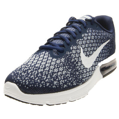 the latest 8e956 d8d48 ... where can i buy scarpe nike nike air max sequent 2 852461 400 blu 204c8  2c4b0 low ...