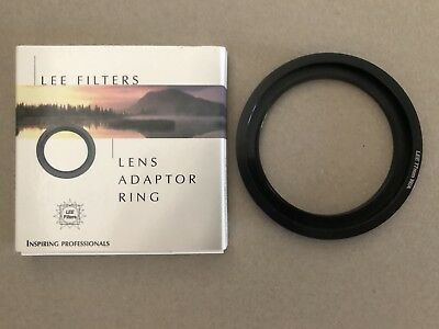 Lee Filters Lens Adaptor Ring 77mm W/A for 100mm System - Excellent Condition