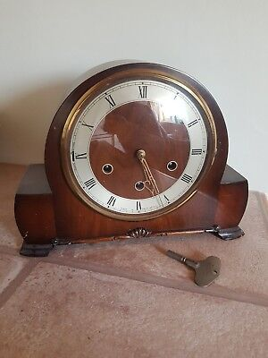 Vintage mantle clock With Westminster Chime