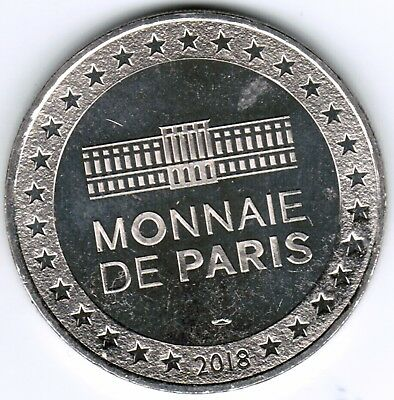 Münze Medaille Frankreich World Money Fair Berlin 2017 oder 2018 Monnaie d Paris