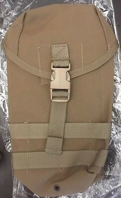 Tactical Tailor, Large Utility Pouch Coyote Brown w/Malice Clips, New