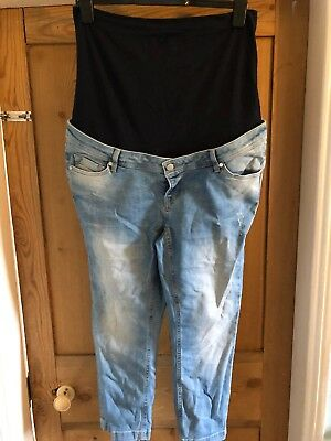 Blooming Marvellous Over The Bump Jeans 16S