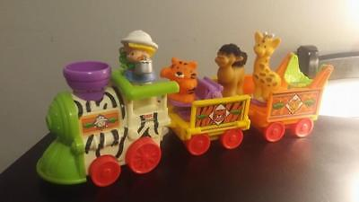 Little People - Train musical