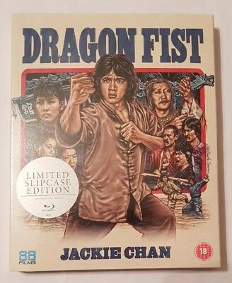Dragon Fist (Bluray) Limited Slipcase Edition