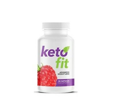 KETO FIT ADVANCED WEIGHT LOSS (60 Capsules) BURNS RAPID WEIGHT & Free Cleanser