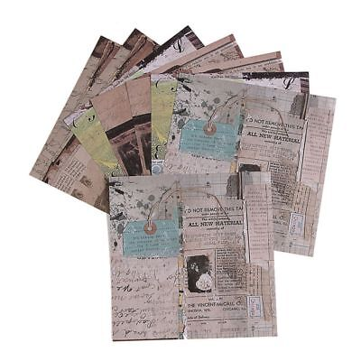 Single-side Printed Stickers Scrapbooking Pad Photo Album Background Paper