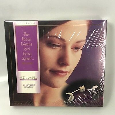 Facial Flex Ultra Exercise and Toning System Toning Muscle Nonsurgical SEALED
