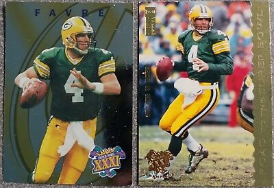 "XLG 18/""x12/"" Menu From Brett FAVRE/'S STEAK HOUSE DISPLAY Green Bay Packers"