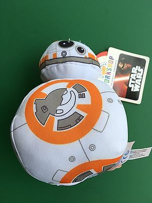 Build a Bear Teddy Bear Star Wars 6 in. Mini BB-8™ with Sound Toy - New