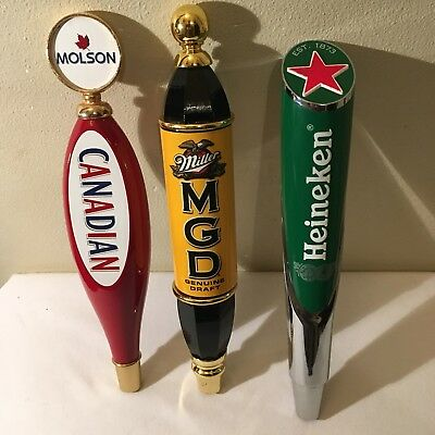 A Lot Of 3 Tap Handles