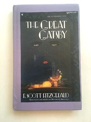 The Great Gatsby (Scribner Classics) Hardcover by F. Scott Fitzgerald