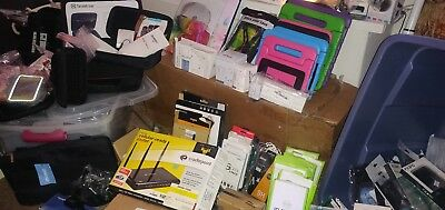 Cell Phone Laptop Accessories Misc Lot And Others