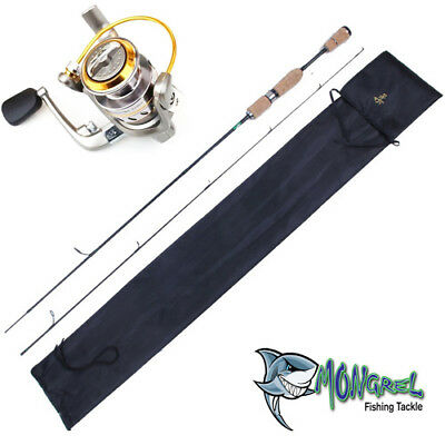 New Ultra Light Rod & Reel Combo Fishing combo spinning rod & 1000 reel Tackle