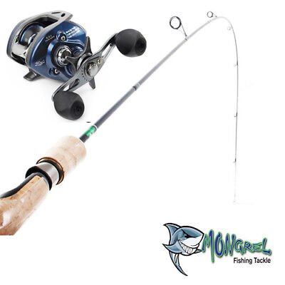 New Ultra Light Rod & Reel Combo Fishing combo bait cast Baitcaster combo AF103