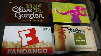 Empty Gift Cards
