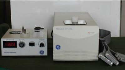 MicroCal VP-DSC / MicroCal thermoVac/microcalorimeter