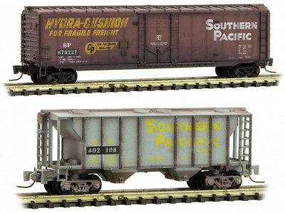 531 00 152 SOUTHERN PACIFIC 401339 ~ PS-2 HOPPER ~ MTL MICRO TRAINS Z SCALE