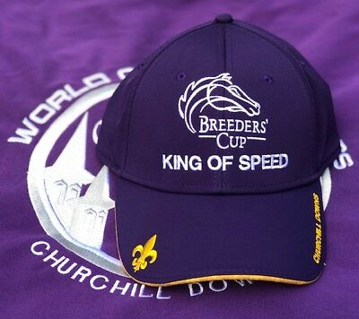 2018 Official Breeders' Cup Hat - King of Speed