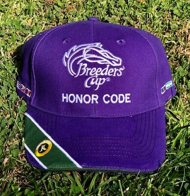 2015 Official Breeders' Cup Hat - Honor Code