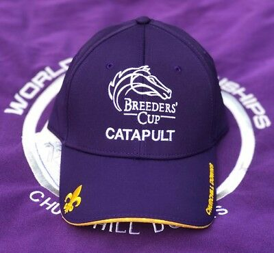 2018 Official Breeders' Cup Hat - Catapult