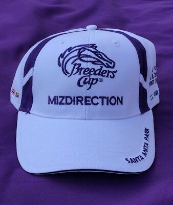 2013 Official Breeders' Cup Hat - Mizdirection