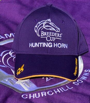 2018 Official Breeders' Cup Hat - Hunting Horn