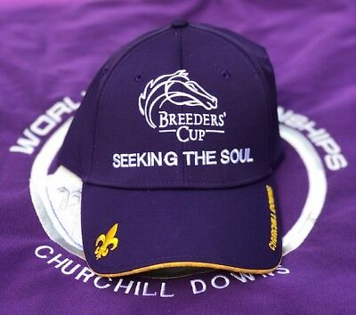 2018 Official Breeders' Cup Hat - Seeking the Soul