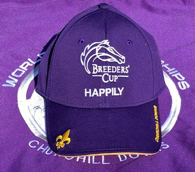 2018 Official Breeders' Cup Hat - Happily (IRE)