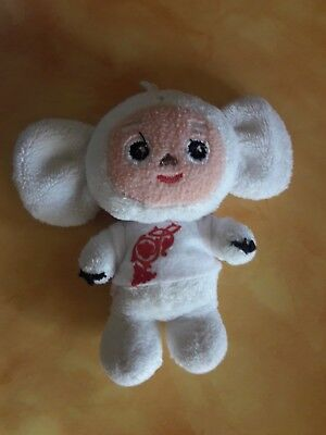 Plush mascot Russian team of Olympic winter games To 2016 high 12 cm.