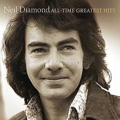Neil Diamond All-Time Greatest Hits 2Cd