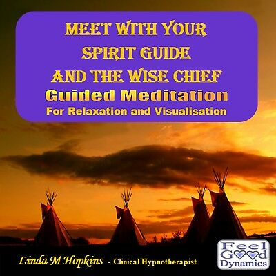 Meet With Your Spirit Guide and The Wise Chief - Guided Meditation