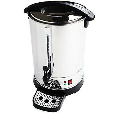 Oypla Electrical 30L Catering Hot Water Boiler Tea Urn Coffee 2500W Power