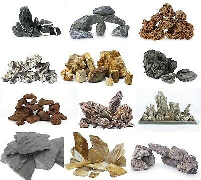 Natural Aquarium Rock Stone Aquarium Aquascaping Malawi ,grey Mountain, Dragon
