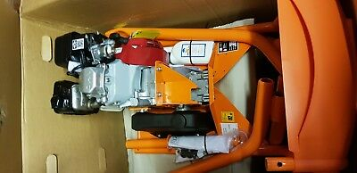 Belle Minimix 150 Cement Mixer Honda Petrol Engine Brand New In Box