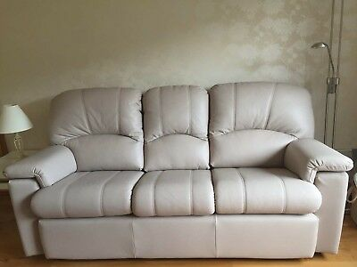 Groovy G Plan Chloe Large 3 Seater Leather Sofa For Sale 395 00 Machost Co Dining Chair Design Ideas Machostcouk