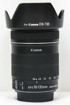 Canon 18-135mm f3.5-5.6 IS Lens