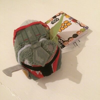 Disney Store Boba Fett (Battle Damaged) Mini Tsum Tsum