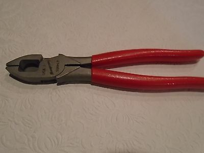 New, Snap On Tools 59AHLP, Heavy Duty Lineman Pliers! MSRP $79