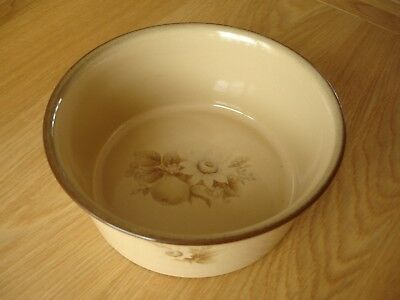 Denby Memories pattern Souffle Dish (Also useful as a Serving bowl)