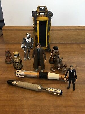 Doctor Who Job Lot Collection Collectable