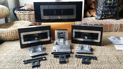Philips WAC7000 audio system with 2 stations