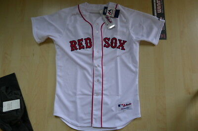 Boston Red Sox Baseball MLB Trikot 44 PEDROIA 15 SIGNIERT Jersey NEU signature