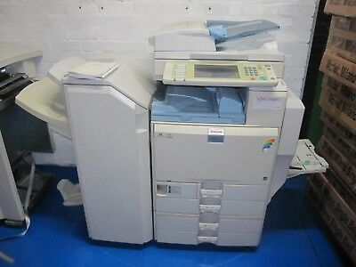 Ricoh MP C5000 Colour Photocopier & Booklet Finisher