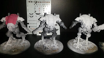 Imperial Knights Armiger Warglaives, Warhammer 40k