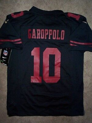 Top JIMMY GAROPPOLO SAN Francisco 49ers Nike NFL On Field Jersey Women's  free shipping
