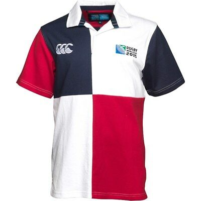 Rugby World Cup Shirt Medium RRP £49.99 Canterbury new with tags