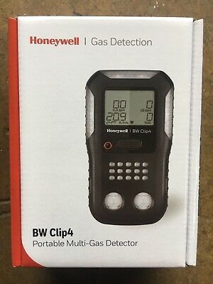Honeywell BW Clip4 Gas Monitor