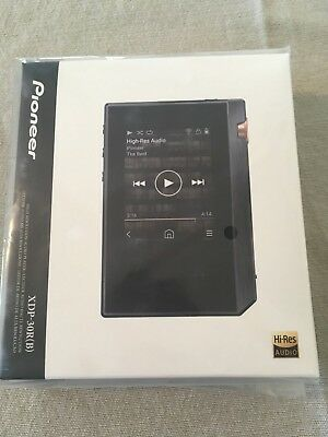 NEW Pioneer XDP-30R-B Portable High-Resolution Digital Audio Player xdp30rb