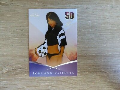"Bench Warmer 2013 - 50 Hot Moms Card 11  ""Lori Ann Valencia"""
