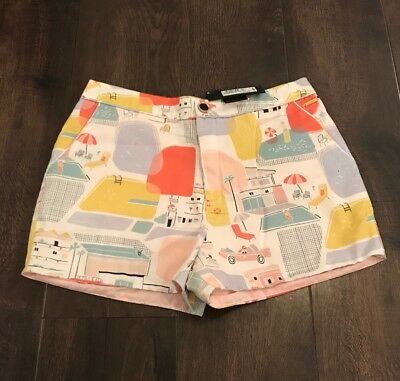 M&S Girls Shorts Age 13-14 Years
